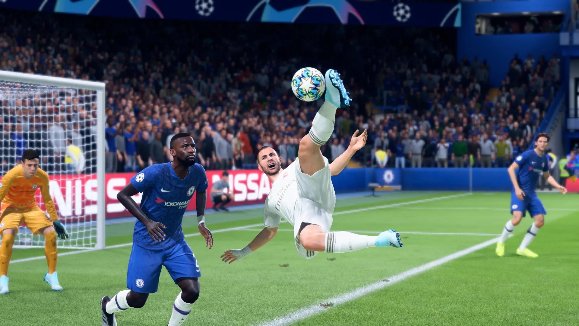 FIFA 20: Review, Gameplay Trailer and Screenshot